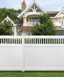 Bond Vinyl Fence