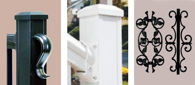 Railing Brackets and Accessories