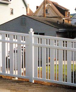 Duchess Vinyl Fence