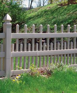 Newhart Vinyl Fencing