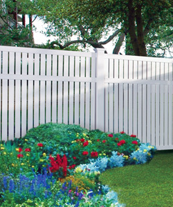 Patriot Vinyl Fence
