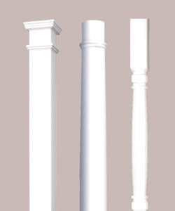 Structural Support Posts