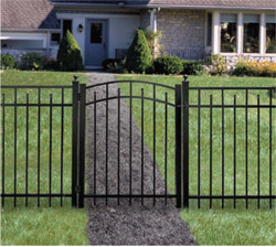 Aluminum Fencing Vinyl Answer
